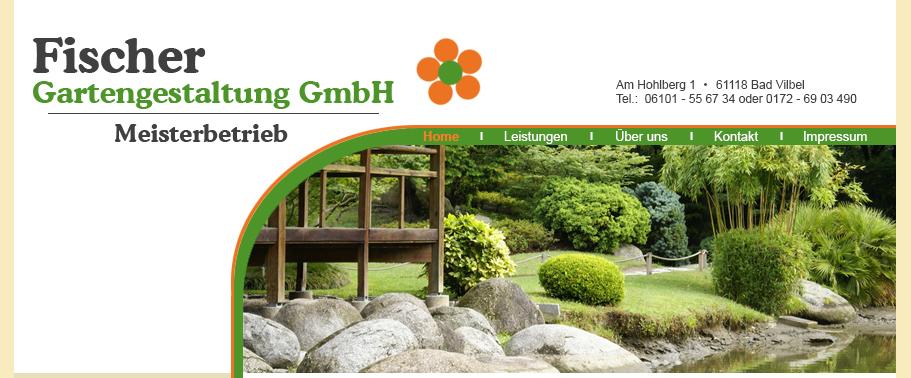 Garten  Und Landschaftsbau Fischer   Fischer Gartengestaltung Bad Vilbel  Wetterau Rhein Main